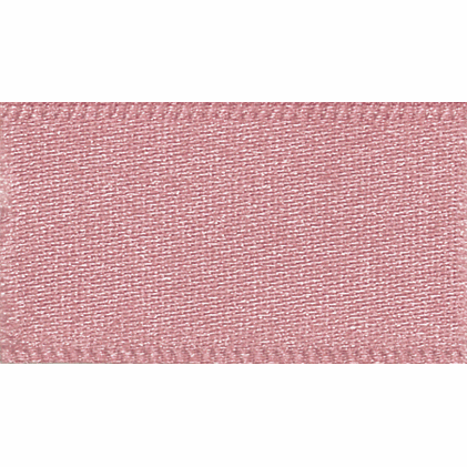 Ribbon Double Faced Satin 3mm Col 60 Dusky Pink