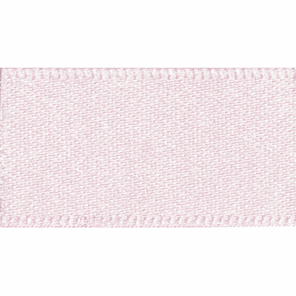 Ribbon Double Faced Satin 50mm Col 70 Pale Pink