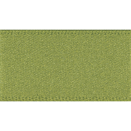 Ribbon Double Faced Satin 10mm Col 79 Moss