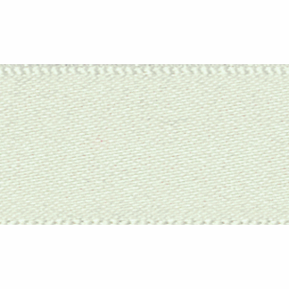 Ribbon Double Faced Satin 10mm Col 9790 Pearl