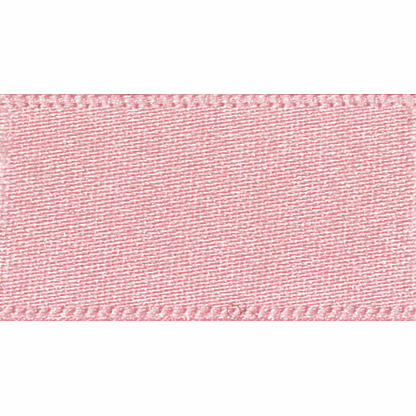 Ribbon Double Faced Satin 7mm Col 2 Pink