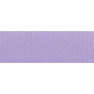 Ribbon Grosgrain 16mm Plain Col 9470 Lilac