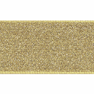 Ribbon Lame 40mm in Gold