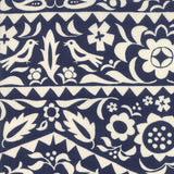 "Ruby Star Society ""Market Floral"" in Indigo"