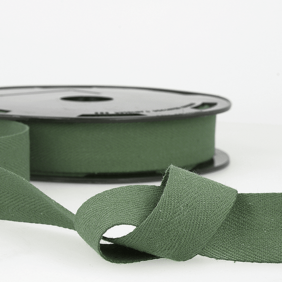 Twill Tape 100% Cotton 25mm