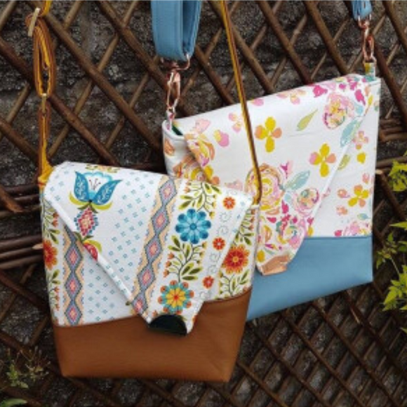 Bag Making - Crossbody Handbag  - Wed 10th, 17th & 24th June 10.30am
