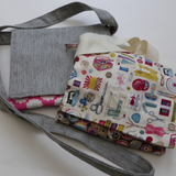 Beginners Bag Making -  Mon 11th & 18th May 7pm - 9.30pm