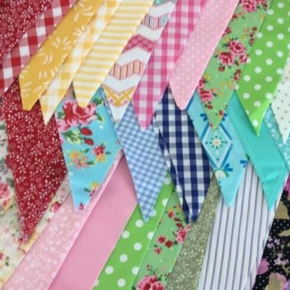Make Bunting Mon 30th March 7.00pm - 9.00pm