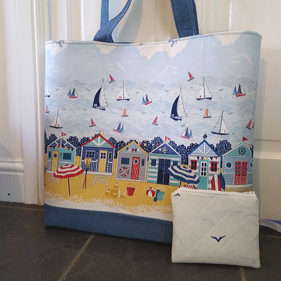 Bag Making (Beach Bag) 3 weeks from Fri 9th July 10.30am