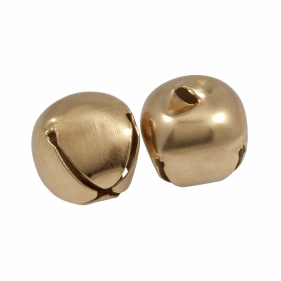 Bells Jingle 30mm Gold