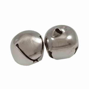 Bells Jingle 30mm Silver