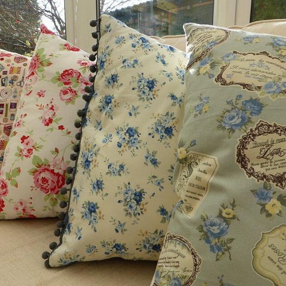 Next Steps - Appliqued, Zipped & Piped Cushion - Sat 1st Feb 10am-4pm