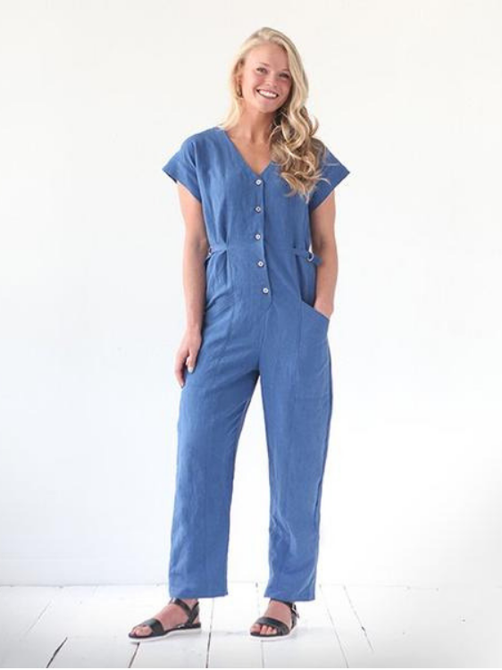 Yari Jumpsuit by True Bias