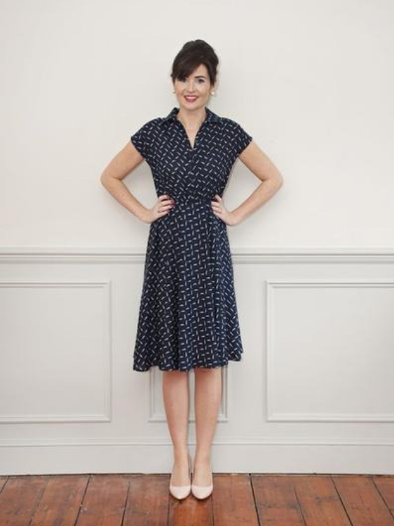 Penny Dress Pattern by Sew Over It