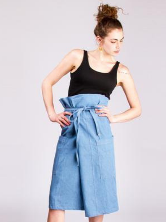 Nehalem Pants & Skirt Pattern by Sew House Seven