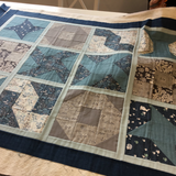 Beginners Patchwork & Quilting 8 wks from Mon 14th Sept 7.30pm