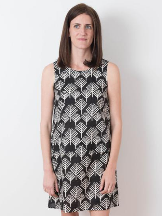Willow Tank Top and Dress by Grainline Studio