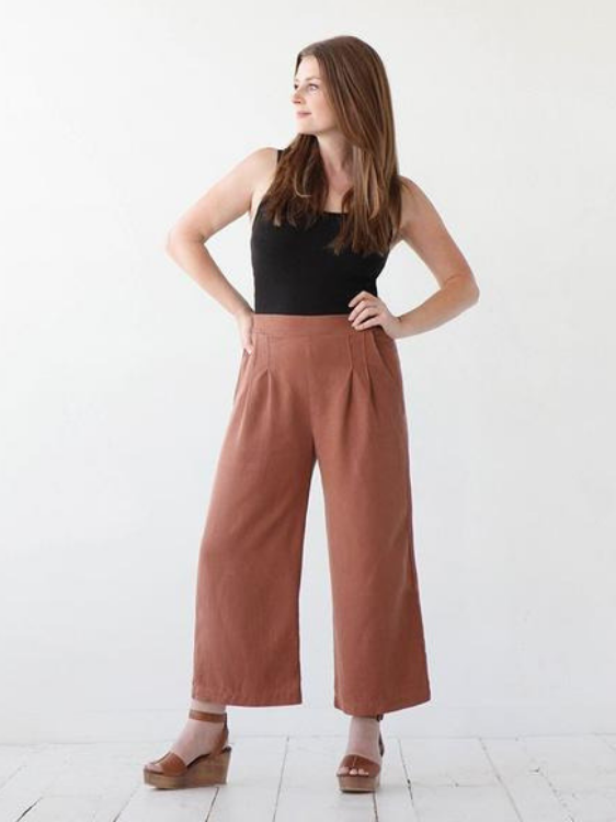 Emerson Pants (Trousers) and Shorts by True Bias
