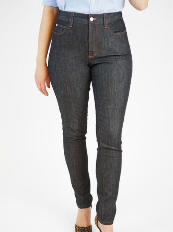 Ginger Skinny Jeans by Closet Case Patterns