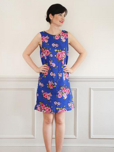 Ultimate Shift Dress Pattern by Sew Over It