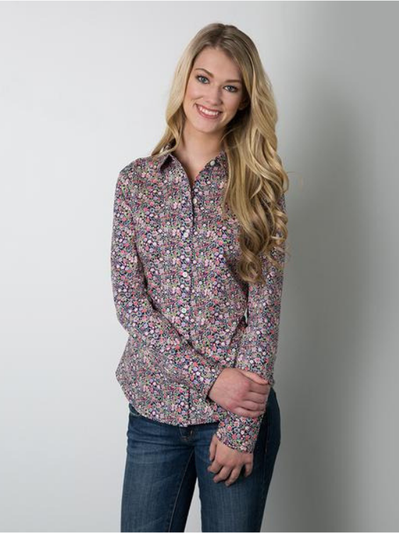 Granville Shirt by Sewaholic Patterns