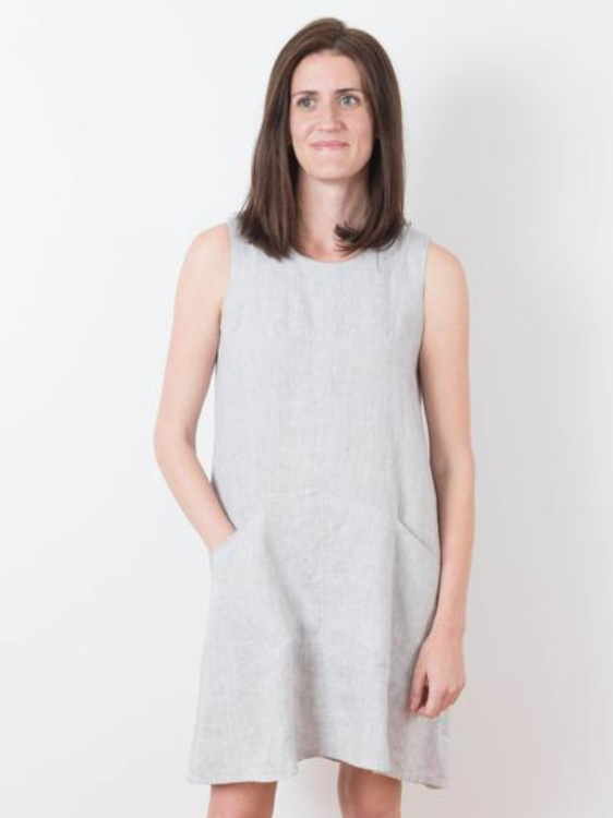Farrow Dress by Grainline Studio