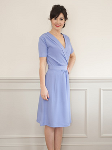 1940s Wrap Dress Pattern by Sew Over It