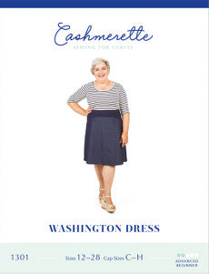 Washington Dress Pattern by Cashmerette