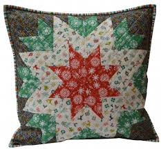 Christmas Course (Star Cushion) - 2 Mondays in Nov 10.30am dates tbc