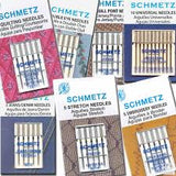 Machine Needles - Jeans Assorted 90/14 - 110/18 (pack of 5) by Schmetz