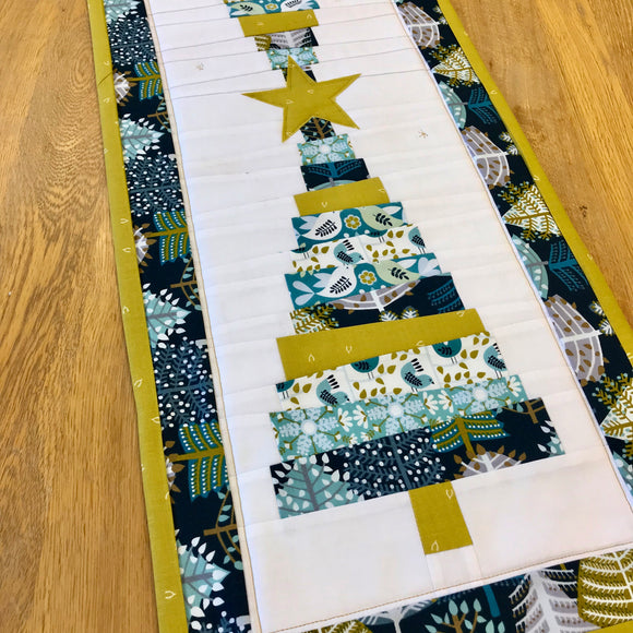 Christmas Table Runner - Sat 12th & 19th October 1pm - 4.30pm