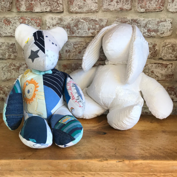 Memory Bear Class Sat 29th May 10.00am-4.00pm