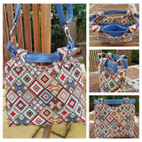 Loopy Lou Bag Pattern by Mrs H