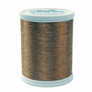 Madeira Metallic Thread No 40 - 1000m - Copper