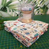 Sewing Caddy Victorian Hexagon Stitch In Time