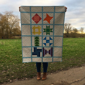 Beginners Patchwork & Quilting 8 wks from Mon 27th Jan 7.30pm