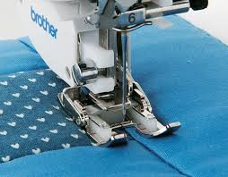 Sewing Machine Foot - Walking Even Feed Open Toe - Brother
