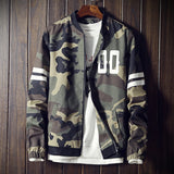 Defunct Army Camouflage Jacket