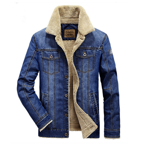 Urbanized Sherpa Denim Jacket