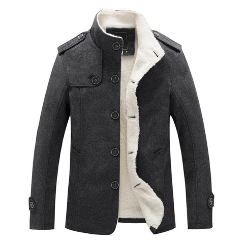 Luxe Cashmere Winter Jacket