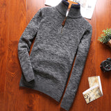 Estradex Knitted Turtleneck Sweater