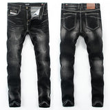 Static Discharger Black Slim Jeans