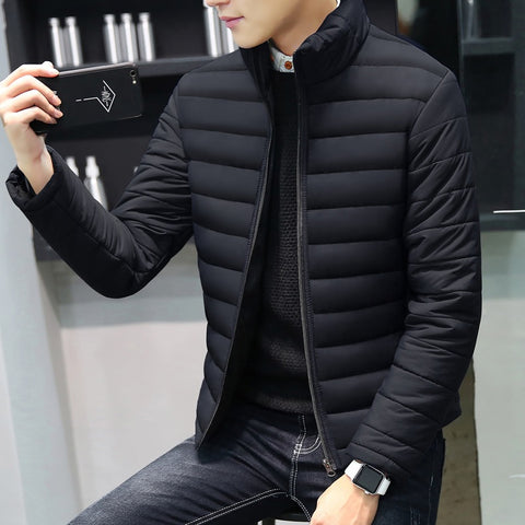 Urbanized City Padded Jacket