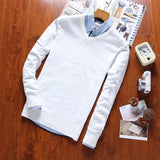 Classic V-Neck Estradex Sweater