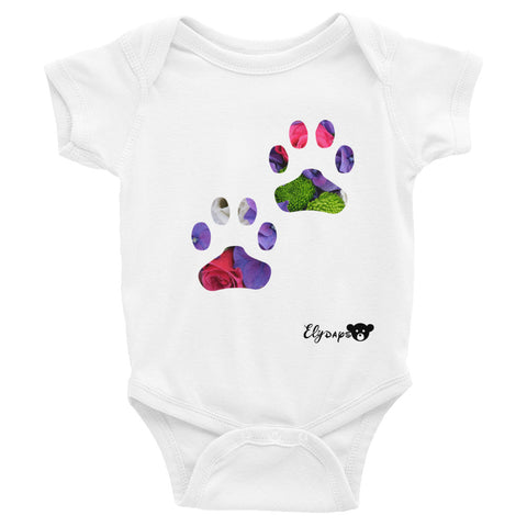 ElyDays Limited Designer Animal Edition  Marks Infant Bodysuit