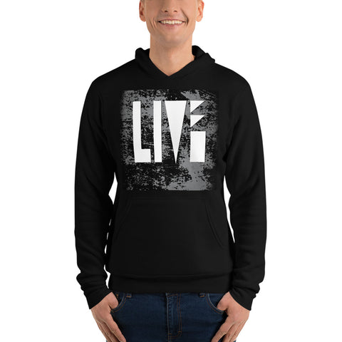 Coded Limited Edition  Live Unisex hoodie