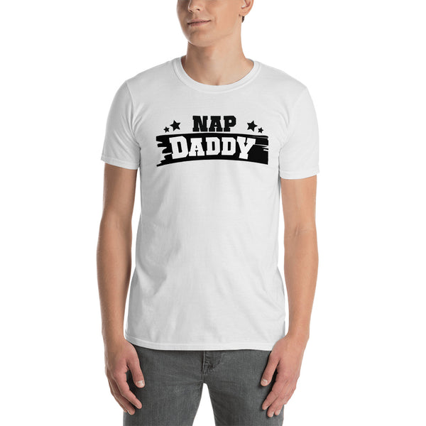Coded Limited Edition Nap Daddy Short-Sleeve Unisex T-Shirt