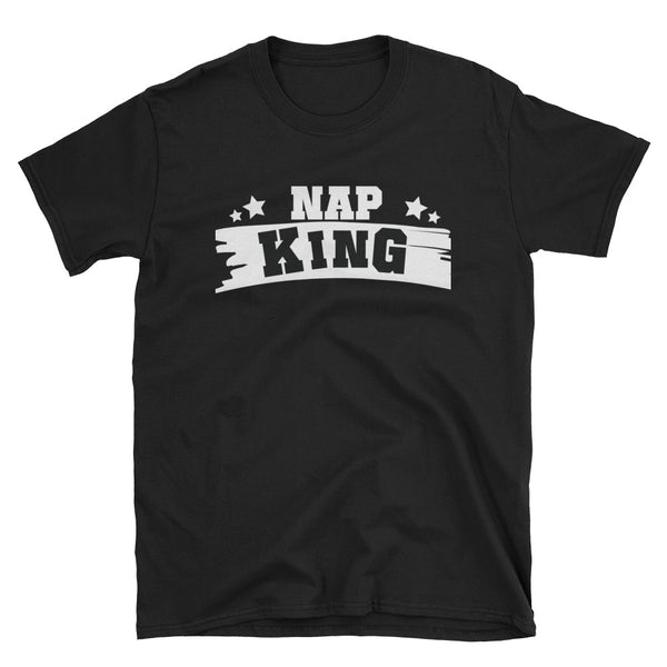 Coded Limited Edition NAP KING Short-Sleeve Unisex T-Shirt