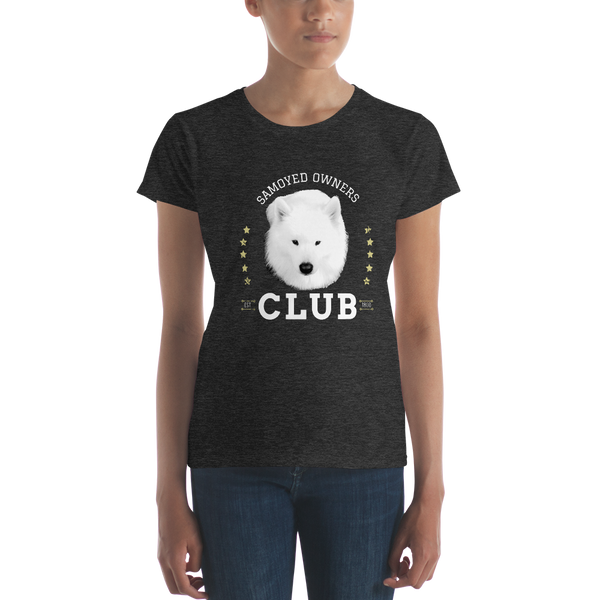 ShirtPie Limited Edition Samoyed Women's short sleeve t-shirt