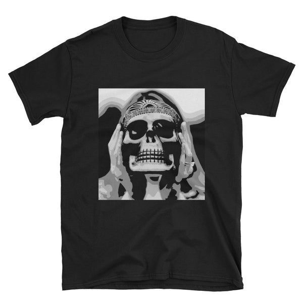 Coded Limited Edition  Skullv2 Design Short-Sleeve Unisex T-Shirt